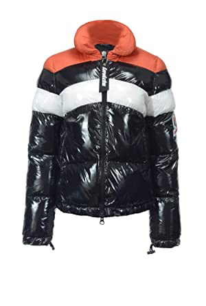 aliexpress outlet great look Pinko Piumino Effetto Glossy Donna MOD. 1I1001Y4SSZRD01401 Trekking  Nero/Rosso/Bianco
