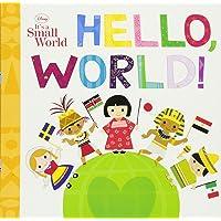 Disney It's a Small World Hello, World!