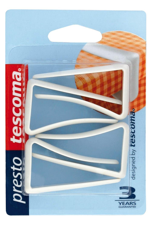 Presto Tescoma 420810 4 unidades Clips mantel