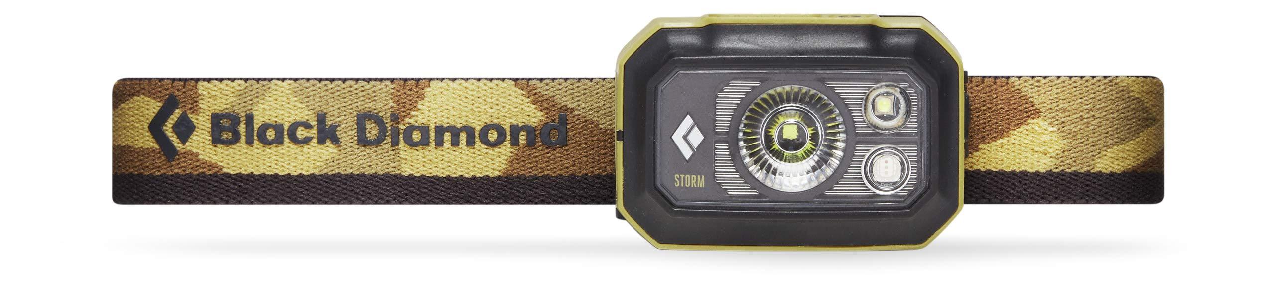 Black Diamond Unisex Storm 375 Headlamp Sand One Size by Black Diamond