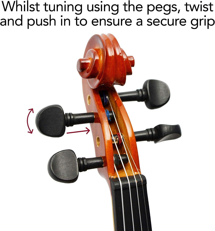 Forenza F1151E - Conjunto de violín: Amazon.es: Instrumentos musicales