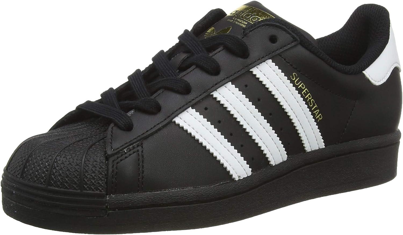 adidas Originals Superstar J, Zapatillas de Básquetbol Unisex niños