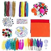 Fabur 388psc Kit de Manualidades para niños, Pipe