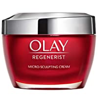 Olay Regenerist Micro-Sculpting Cream, Face Moisturizer with Hyaluronic Acid & Vitamin...
