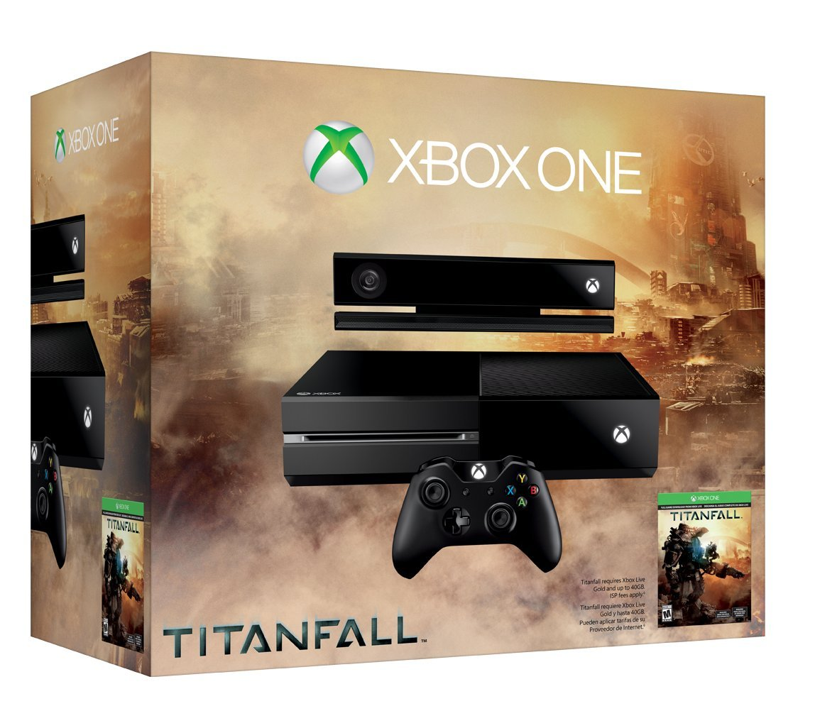 And remember xbox live gold is more than just great deals on games - Xbox One Console With Kinect And Titanfall Amazon Co Uk Pc Video Games