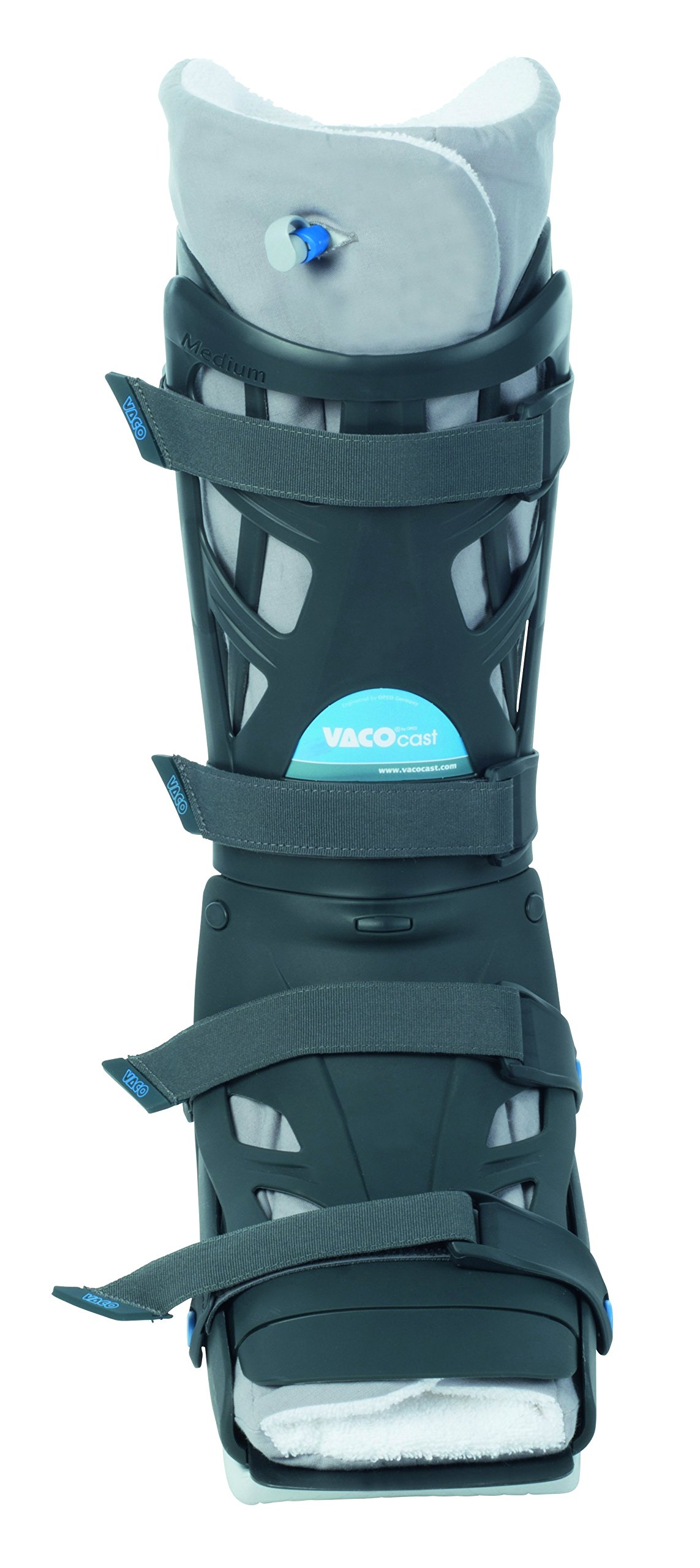 VACOcast Fracture Orthosis Walking Boot (formerly VACOcast Fit) Men's & Women's - The most comfortable boot on the market!