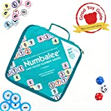 NUMBALEE is the best Educational Numbers game around. This pack contains over 12 fun and original games to help players improve their number skills. Play, learn and have fun with the family. Shortlisted For the Made For Mums Toy of the Year Award 2018