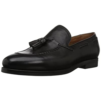 Amazon.com | ALDO Men's Feodore Slip-On Loafer, Black Leather, 13 D US | Loafers & Slip-Ons