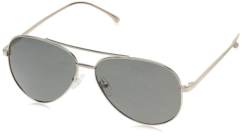 e64e67ab0a2f Titan Polarized Aviator Men's Sunglasses - (GM267GR4P|58|Green Color):  Amazon.in: Clothing & Accessories