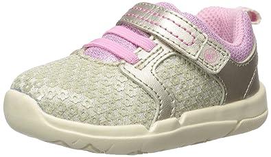 4c7d523bbe Amazon.com  Stride Rite Girls SRTech Carter Shoe (Toddler Big Kid ...