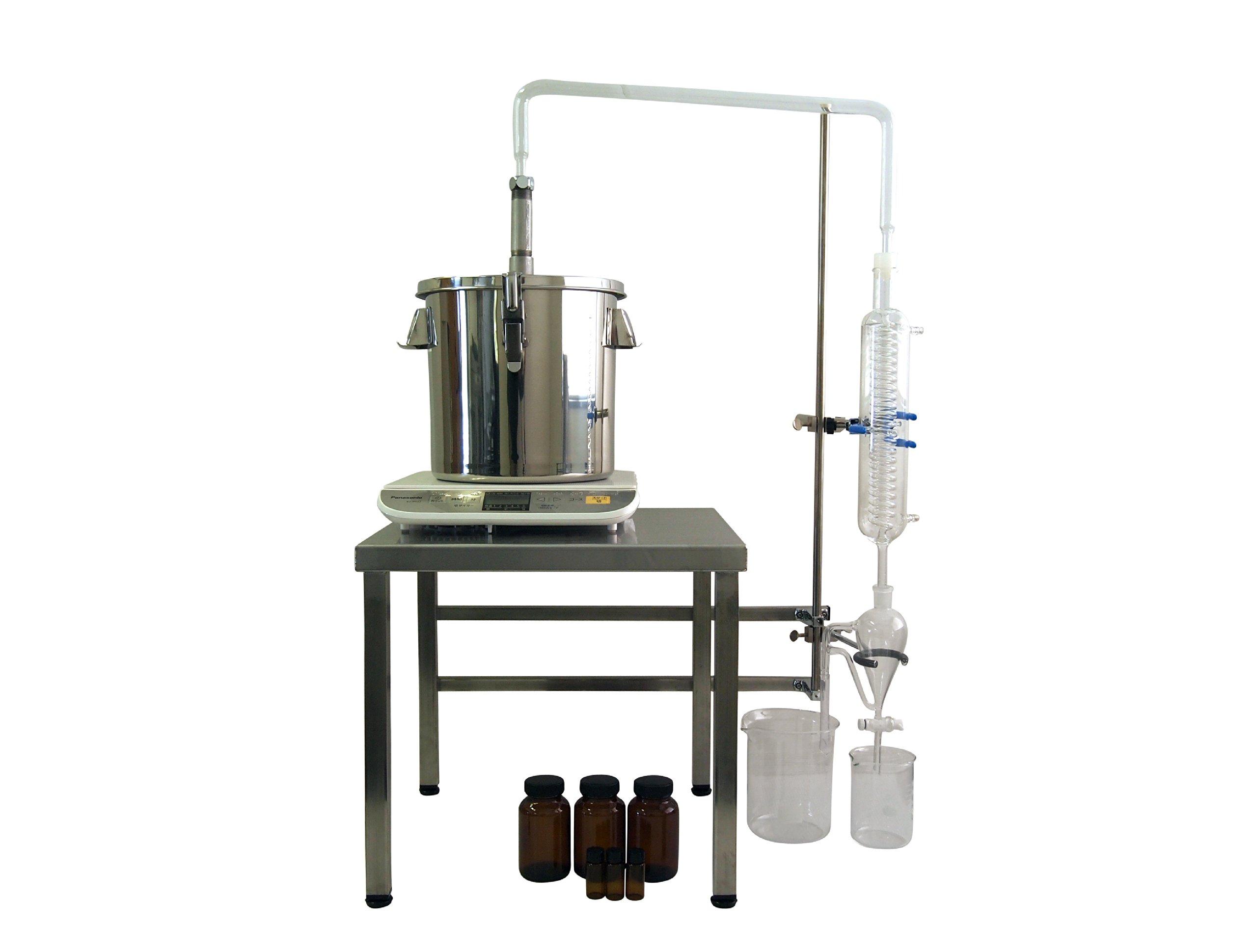 PureStiller HC/S Home Distillation Kit