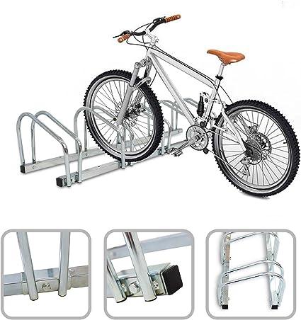 Todeco - Puesto de Bicicletas, Soporte para Aparcar Bicicletas ...