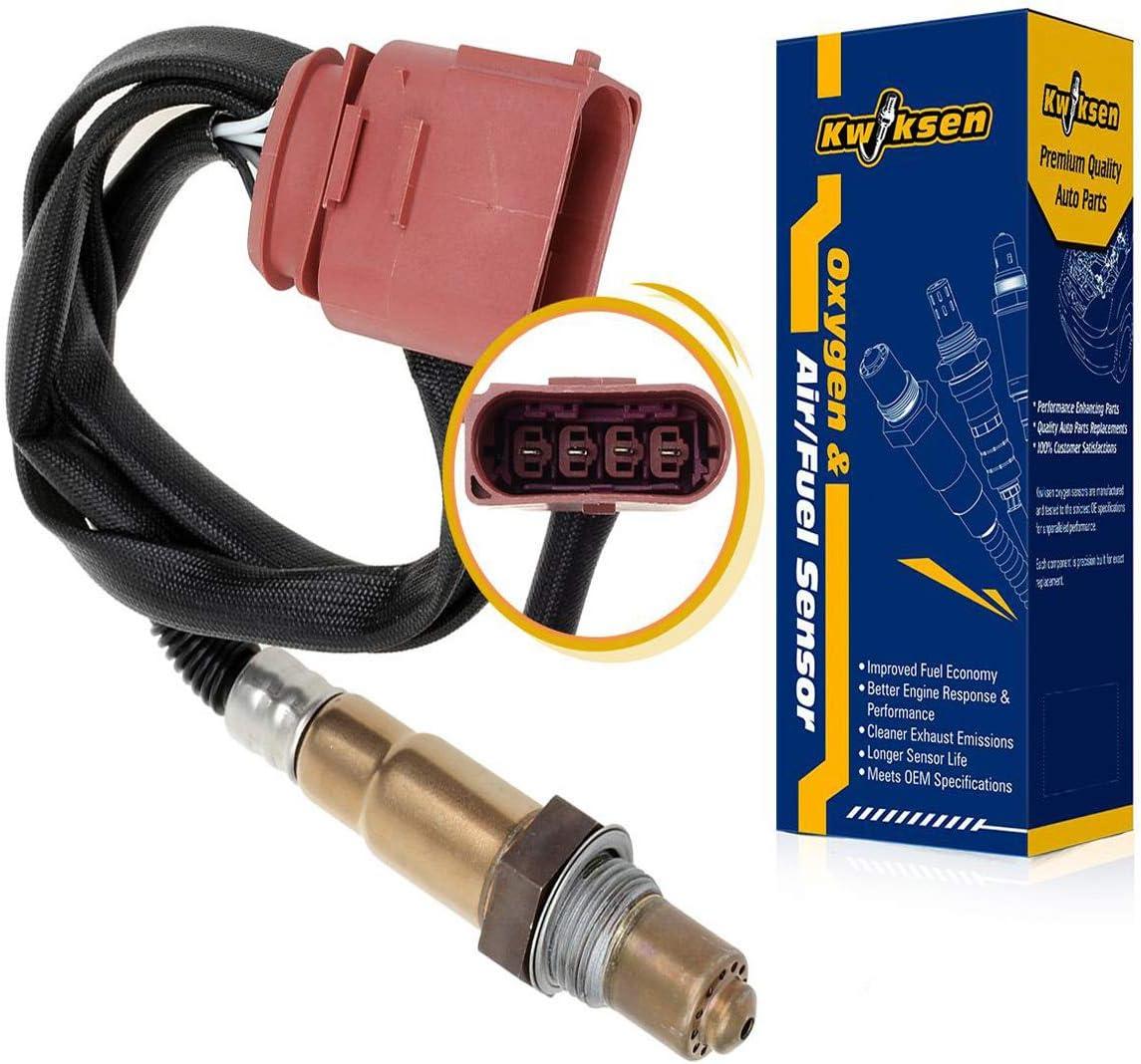 Oxygen Sensor,ECCPP Downstream Replacement for 2004-2006 Volkswagen Phaeton Jetta 4.2L 2.5L 2PCS