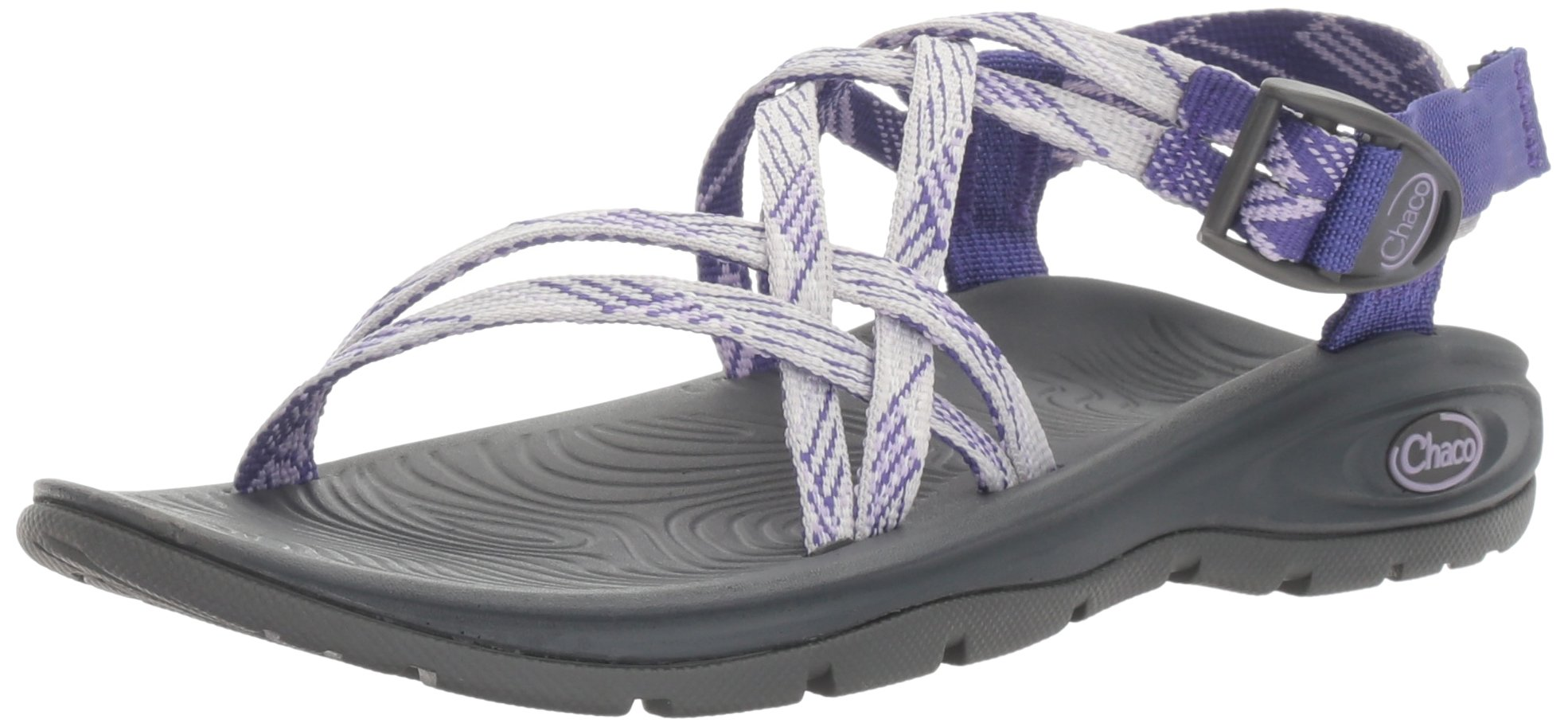 Chaco Women's Zvolv X Athletic Sandal, Lavender Liberty, 6 M US by Chaco (Image #1)