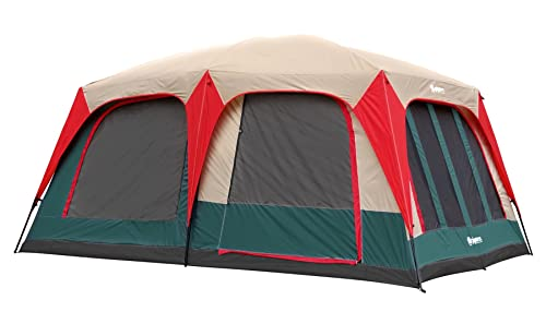 GigaTent Mt Craylock 8-10 Sleeper Family Dome Tent