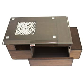 Awesome Maruti Furniture Wooden Center Table (3 Feet X 2 Feet , Multicolor)