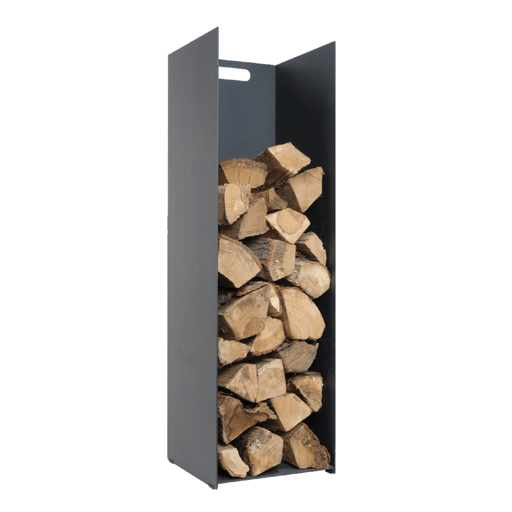 Stovax Steel Log holder In 3 Sizes/wood basket/ fireplace accessories (Large)