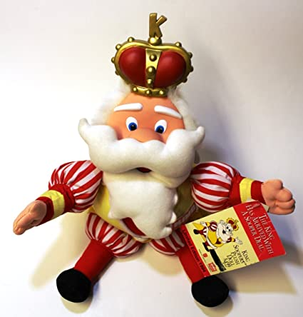 Amazon Com King Soopers Plush King Doll Limited Edition