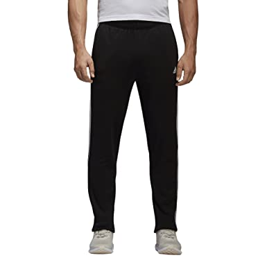 4746d968f0e5f adidas Men's Essentials 3-Stripes Tapered Training Pants at Amazon Men's  Clothing store: