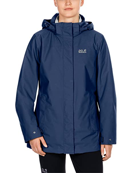 the best attitude e9dc1 82392 Jack Wolfskin Women's Vernon Jacket