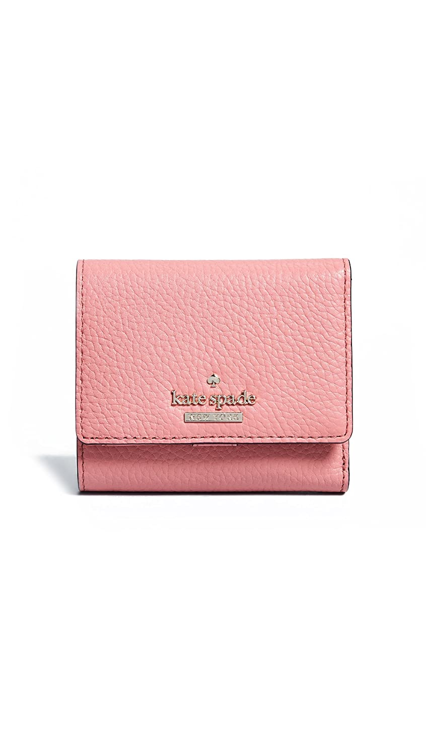 Kate Spade New York Women's Jackson Street Jada Wallet Coral Pebble One Size