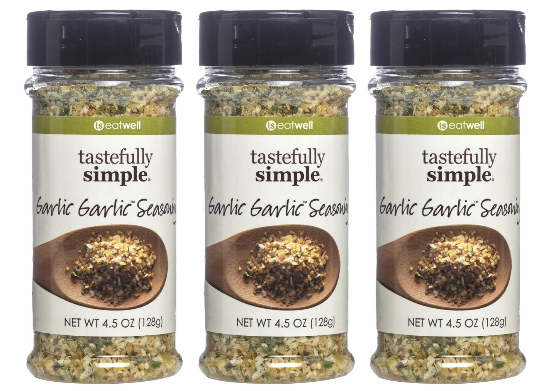 Tastefully Simple Garlic Garlic Seasoning