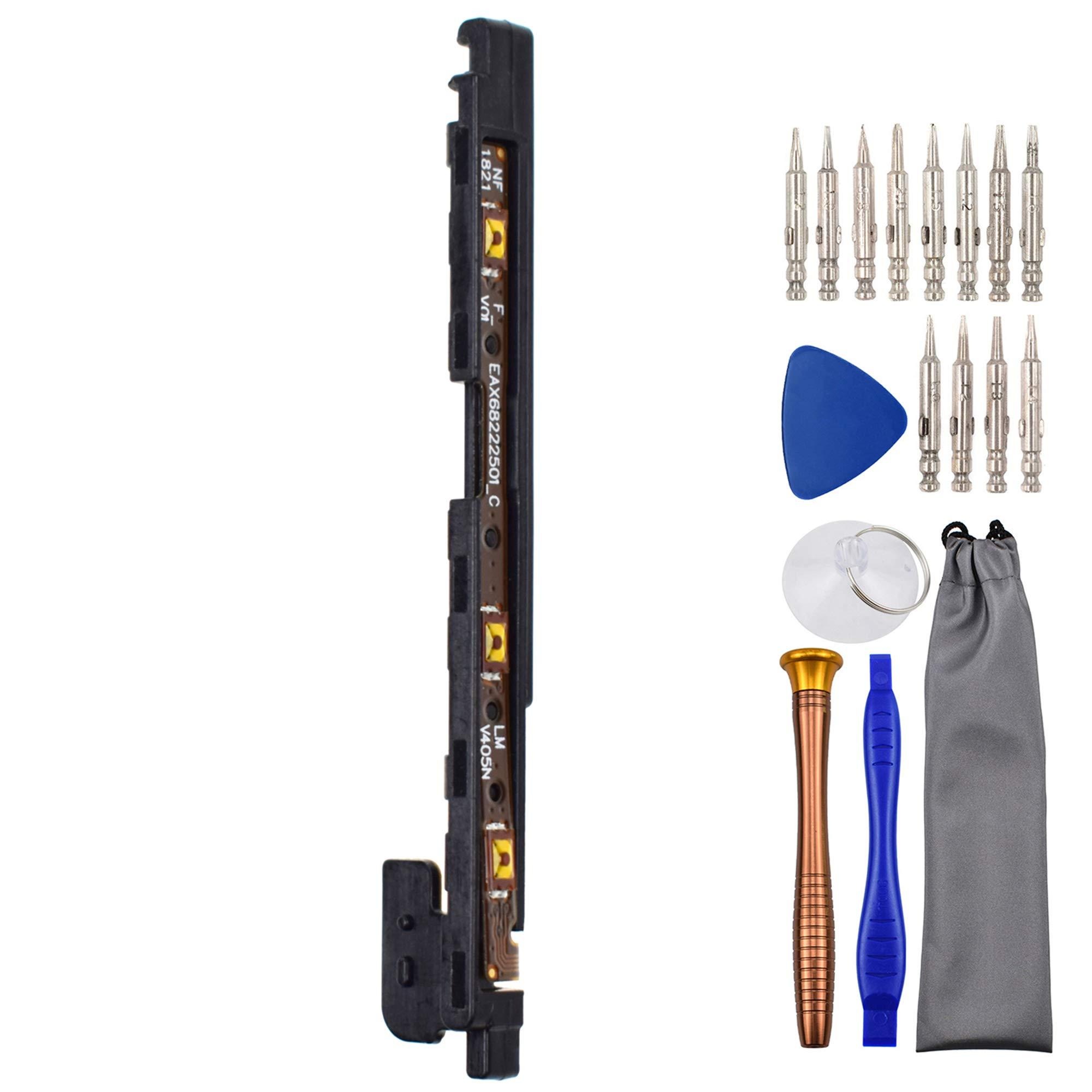 Cable Flex Boton Volumen para LG V40 ThinQ V405QA7 V405 V405