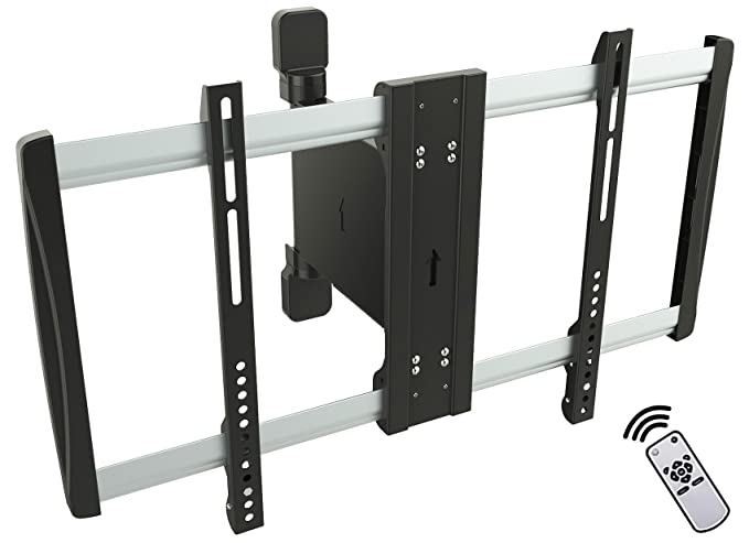 Charmant RICOO Motorisierte TV Wandhalterung Schwenkbar LCD: Amazon.de:  Elektronik