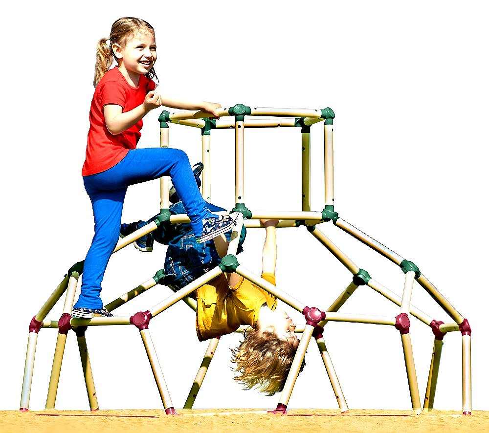 Jungle Gym Dome Climber Multicolor Playhouse Monkey Bar For Indoor Outdoor Use Easy Assemble - Skroutz Deals