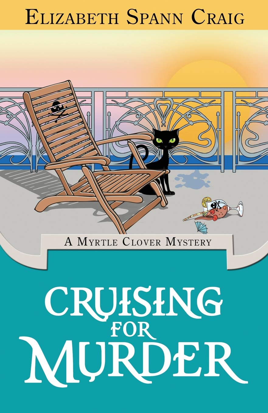 Download Cruising for Murder: A Myrtle Clover Cozy Mystery (Myrtle Clover Cozy Mysteries) (Volume 10) pdf