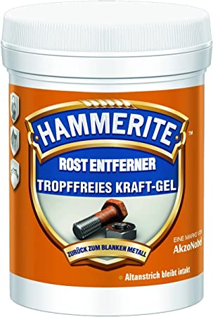 0,2 L Hammerite rouille bruits kraftgel Gel Rostentferner tropffrei