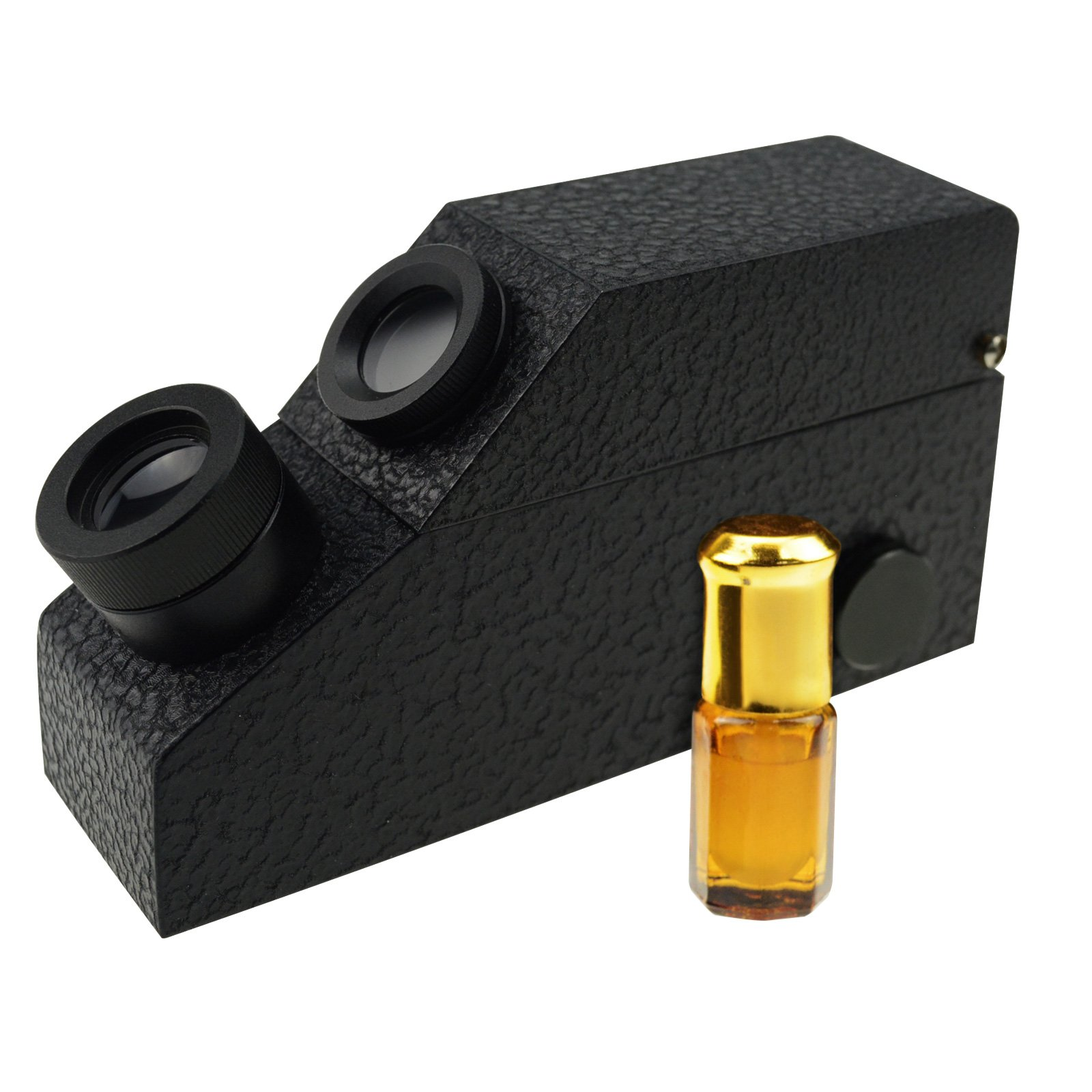 Gain Express Gem Gemological Gemelogy Refractometer with Built-in LED Light + RI Oil + 1.30-1.81 RI Range + 0.01 nD Scale Division by Gain Express (Image #9)
