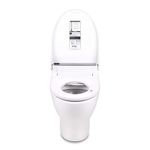 Excellent Lotus Ats 1000 Advanced Smart Toilet Seat Bidet Purestream Function Constipation Relief Heated Seat And Temperature Controlled Wash Warm Air Dryer Cjindustries Chair Design For Home Cjindustriesco