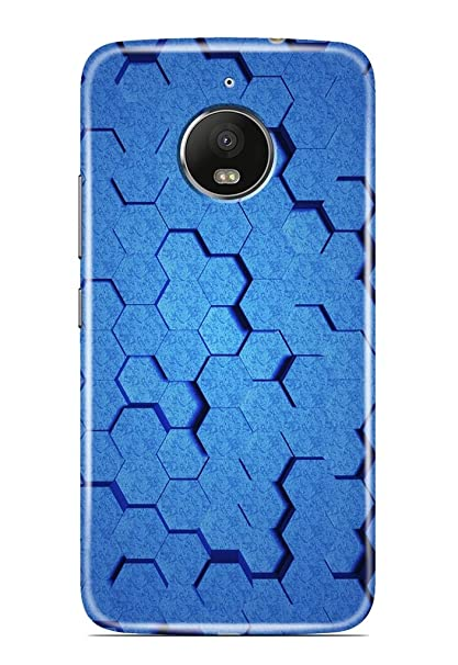 buy popular a23a8 15056 Knotyy DC598 Printed Back Cover for Moto E4 Plus (Multicolor)