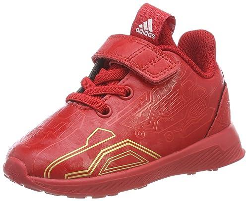 Unisex Rapidarun IPantofole BimbiRossoescarl Adidas Avengers TF1Jcul35K