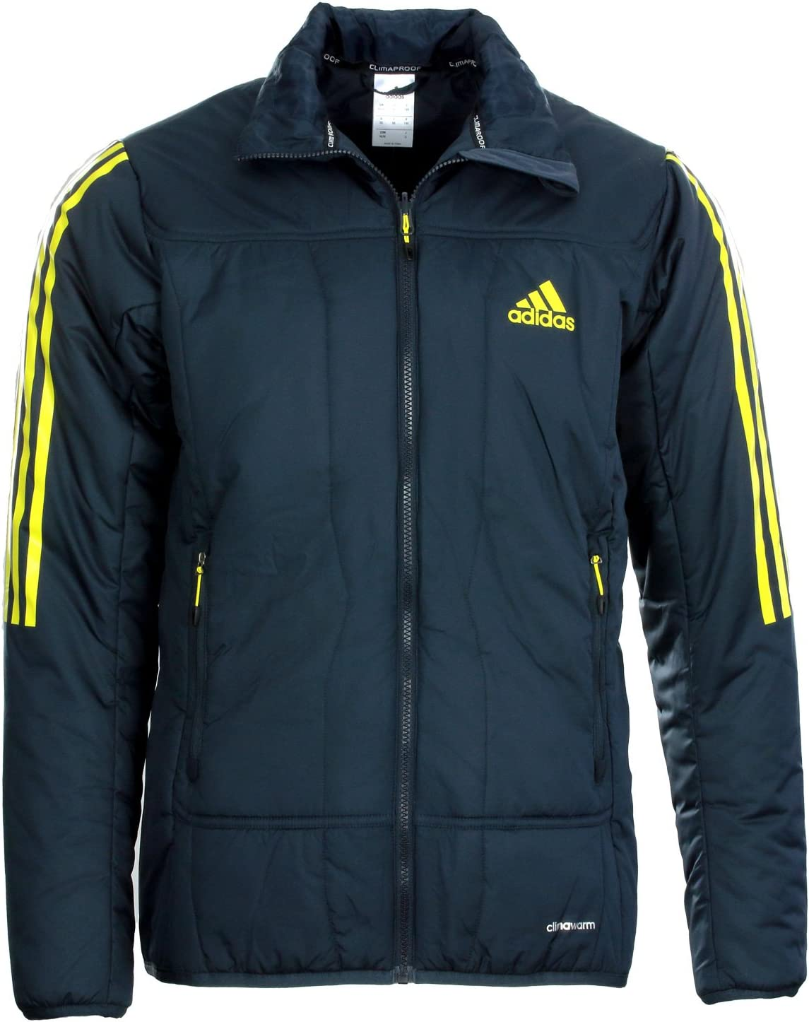 Adidas, giacca Event M 3 in1 Climaproof Storm , antracite