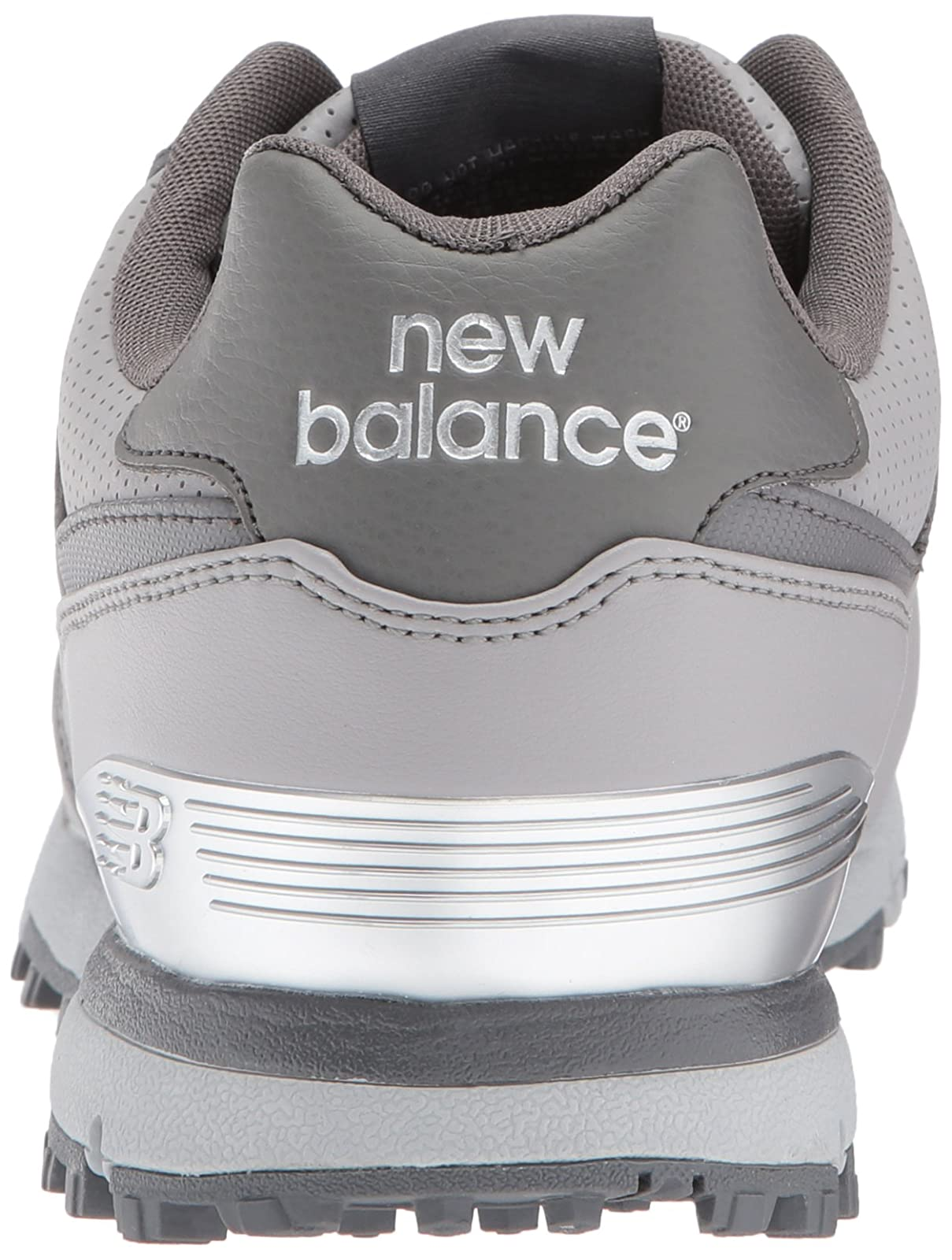 best loved 28938 a7be6 ... New Balance Men s 574 SL Golf Shoe White Large - 2 ...