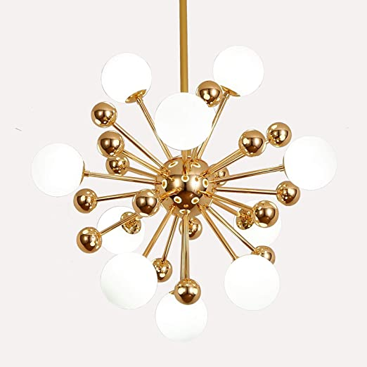Amazon.com: Sputnik de fuegos artificiales Chandelier ...