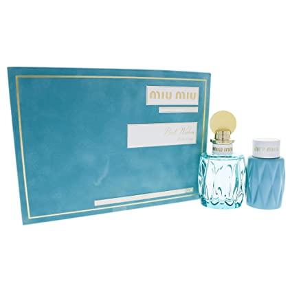 Miu Miu - Estuche de regalo eau de parfum leau bleue ...