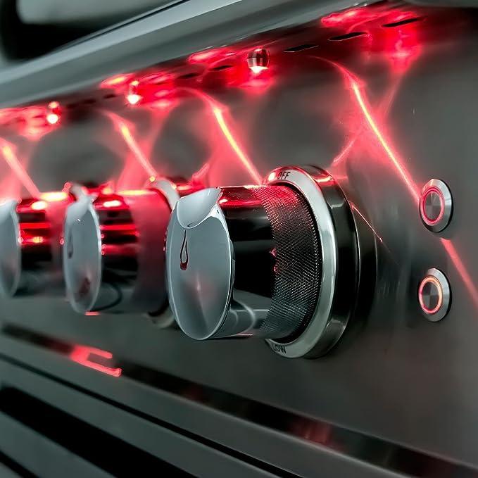 Amazon.com: Blaze Professional 44-Inch integrado propano ...