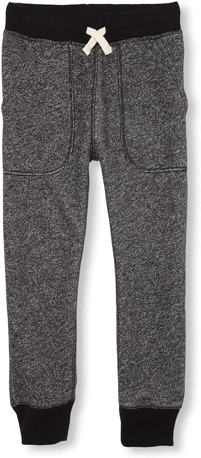 The Childrens Place Big Boys Fleece Jogger