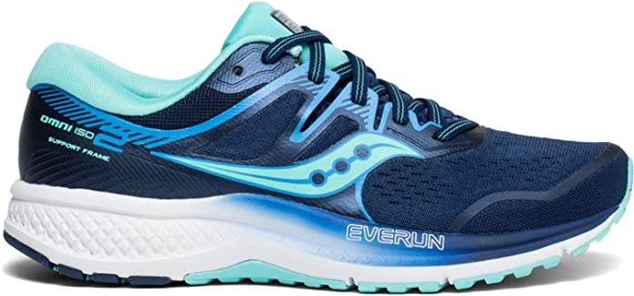 Saucony Women's Omni ISO 2 Running Shoe review