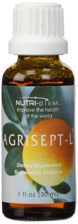 Agrisept – L Antioxidant 30ml 1 oz 2 bottles by Nutri-Diem Inc.