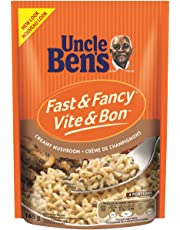 Uncle Ben's Fast and Fancy Creamy Mushroom Rice 165 Gram