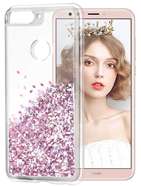 coque huawei y7 2018 fille