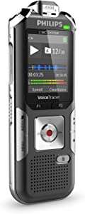 Voice Tracer Digital Audio Recorder with 3Mic AutoZoom+ Technology
