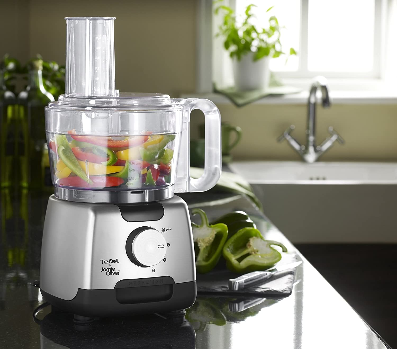 Uncategorized Jamie Oliver Kitchen Appliances jamie oliver do250d34 750 watts food processor 2 litre with blender amazon co uk kitchen home