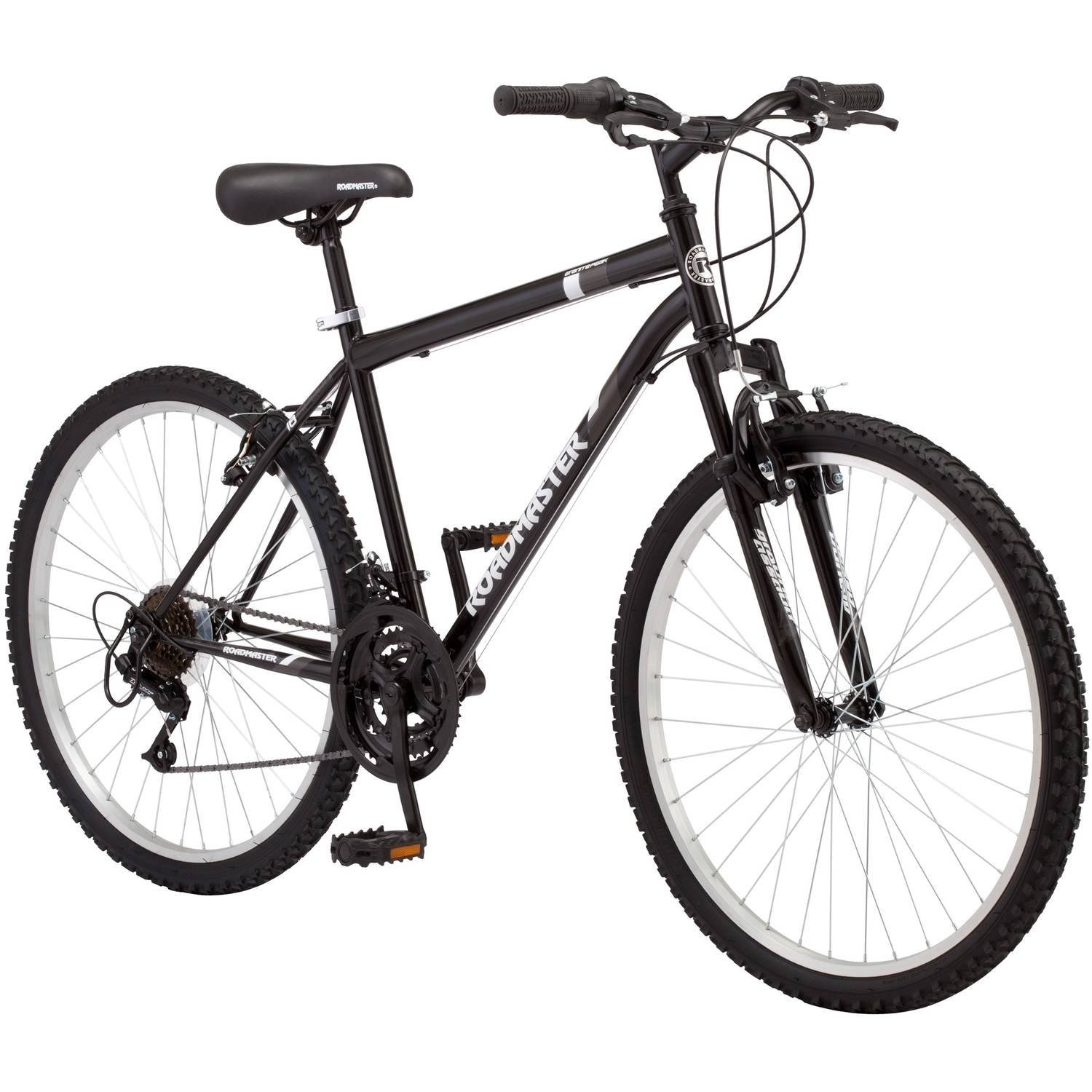 Roadmaster - 26 Inches Granite Peak Men's Mountain Bike, NAVY