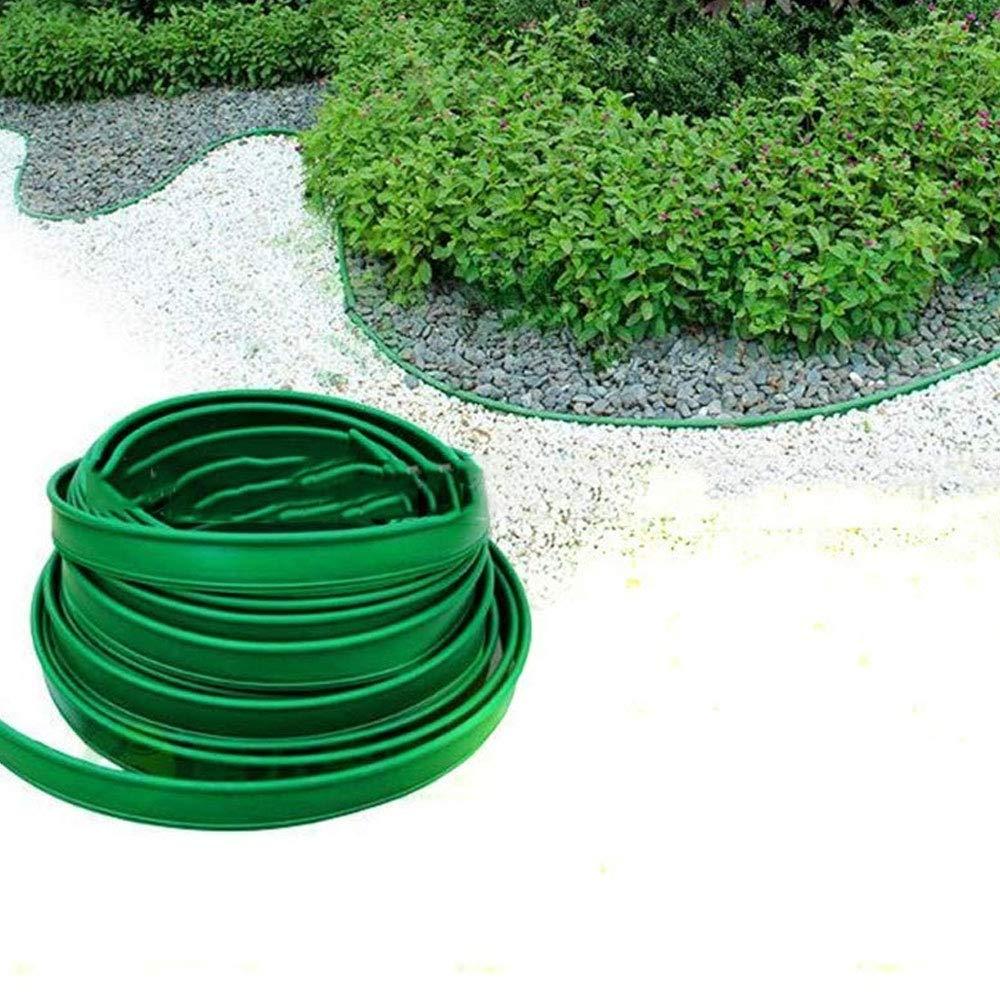 Plástico Tablero de la terraza Bobina para bordes de jardines ...