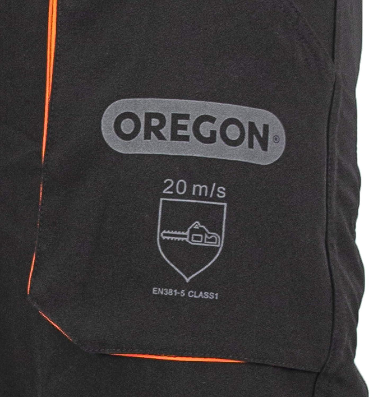 Oregon Yukon 295445//3XL Chainsaw Safety Protective Bib and Brace Trousers Type A
